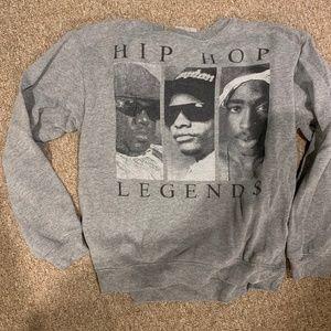 Rap Legends Sweatershirt